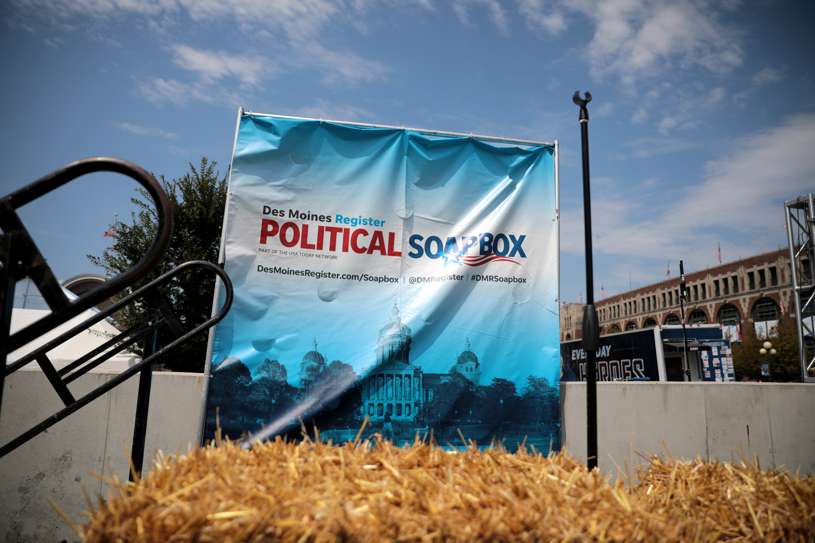 Political Soapbox